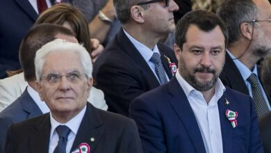 El presidente Sergio Mattarella, antagónico a Salvini y garante de la democracia italiana