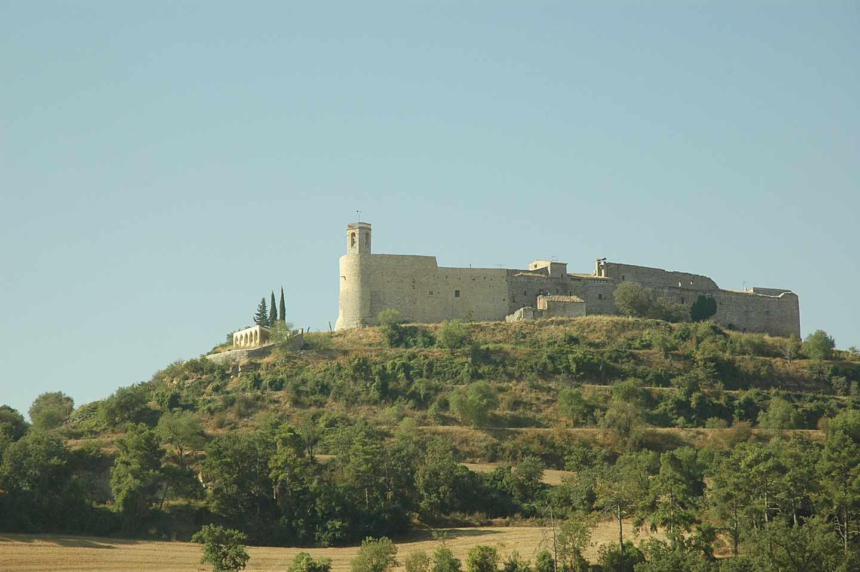 Montfalco Murallat, Lérida