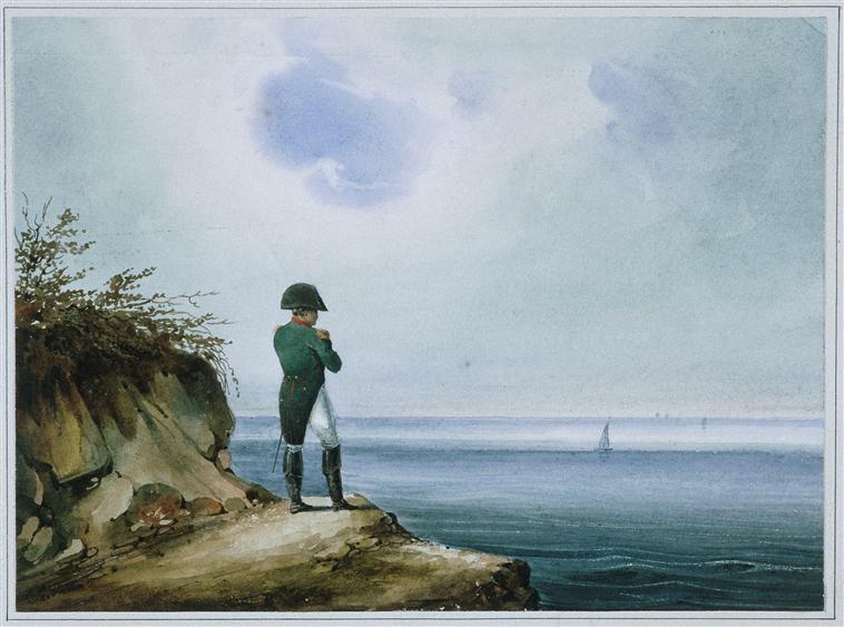 Napoléon, el hombre al que se le quedó pequeño el mundo.
