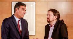 La disciplina fiscal de Sánchez augura choques con Podemos en el Consejo de Ministros