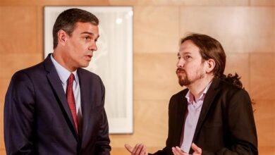 """Podemos tacha de """"marketing"""" los pactos de la Moncloa que dice impulsar Sánchez"""