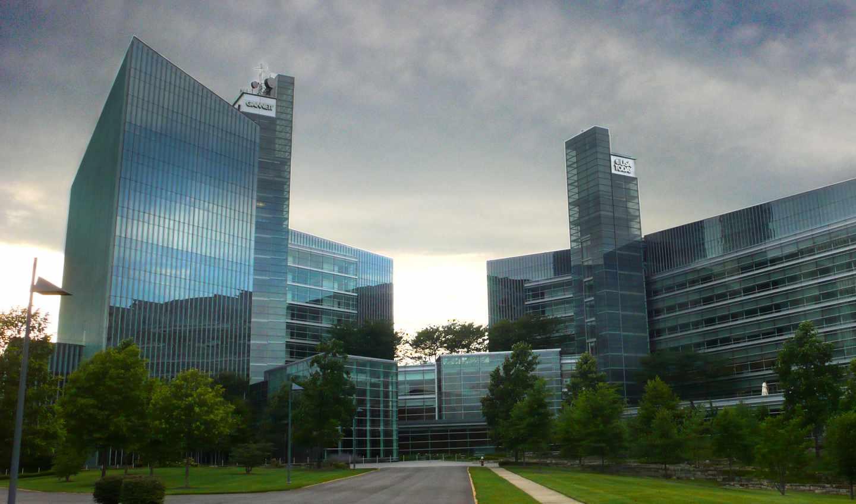 Sede del diario USA Today en Virginia.