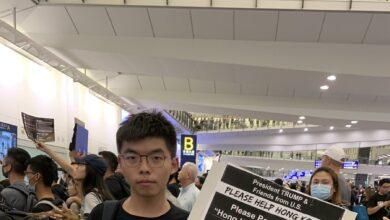 Joshua Wong, el veinteañero que desafía al 'emperador' Xi Jinping en Hong Kong