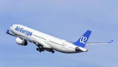 Air Europa prepara un ERE temporal para toda la plantilla por el golpe del coronavirus