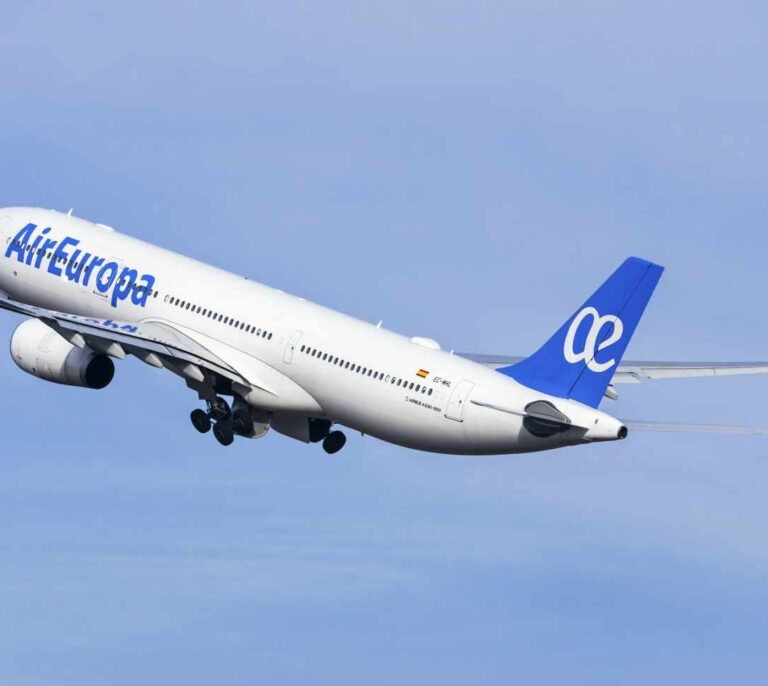 El Gobierno aprueba el rescate de Air Europa por 475 millones de euros