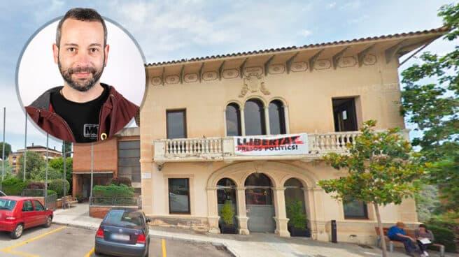 Joan Marc Jesús i Prades concurrió como número 5 en la lista de ERC en Corbera de Llobregat en 2015.