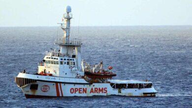 El Open Arms rescata en Malta a otras 40 personas, entre las que hay un bebé y un niño
