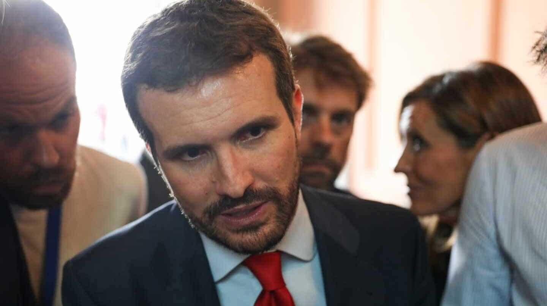 Sánchez provoca elecciones y culpa a Iglesias - El Manantial