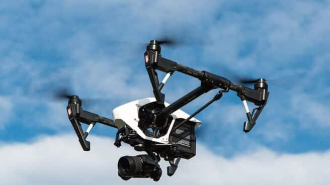 Imagen de un dron.