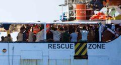 Bruselas paraliza el reparto de inmigrantes del Open Arms por el bloqueo de Salvini