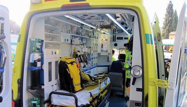 Ambulancia Euskadi