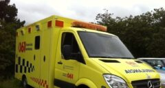 Un muerto y tres heridos tras un accidente de tráfico en Pontevedra