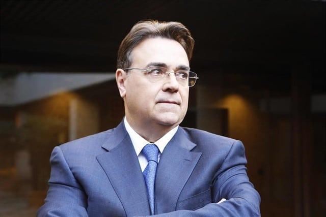 El presidente de Enagás, Antonio Llardén.