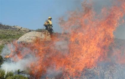 Incendio Miraflores