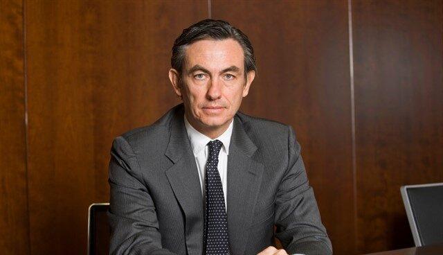 El nuevo presidente de Distrito Castellana Norte, Álvaro Aresti.
