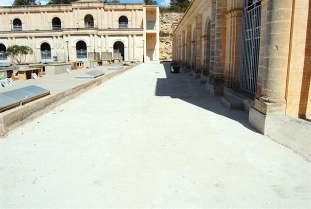 El cementerio de Manacor.