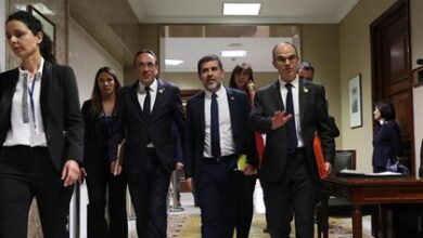 Aragonés veta a Sánchez y Turull y deja a Junts fuera de la mesa de diálogo