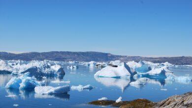 Groenlandia pierde hielo siete veces más rápido que en los 90