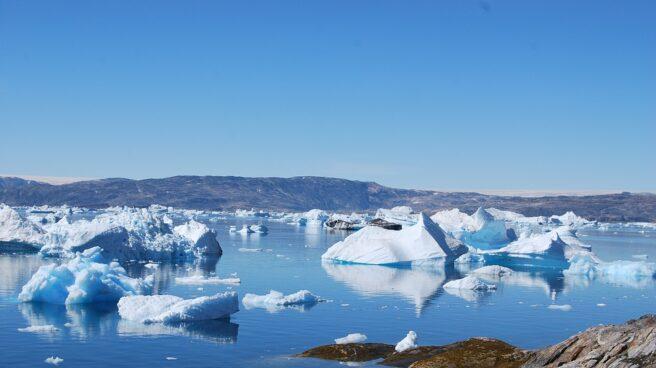 Costa de Groenlandia, en imagen de archivo.