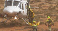 Madrid prepara a sus bomberos para ayudar en el incendio de Sierra Bermeja