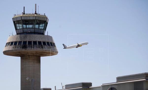 Un vuelo París-Barcelona anulado tras el arresto de un hombre con un cuchillo