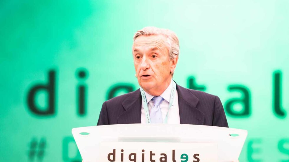 El presidente de la CNMC, José María Marín Quemada.