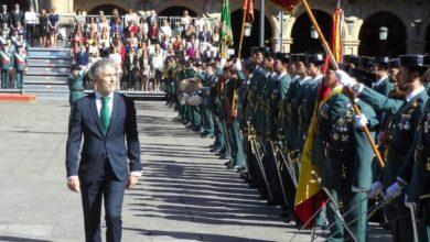 Propuesta a Interior: pagar un plus a los guardias civiles con destino en la 'España vacía'