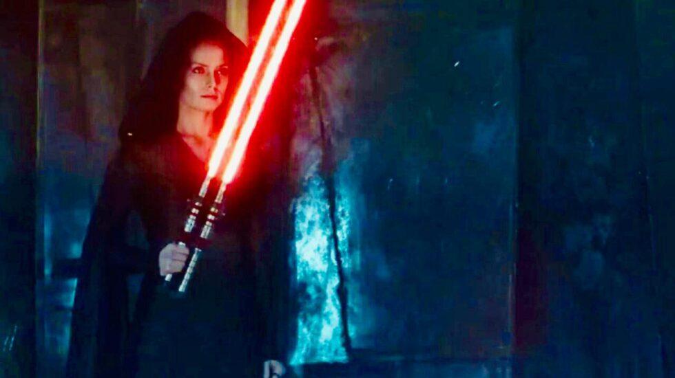 Fotograma de 'Star Wars'