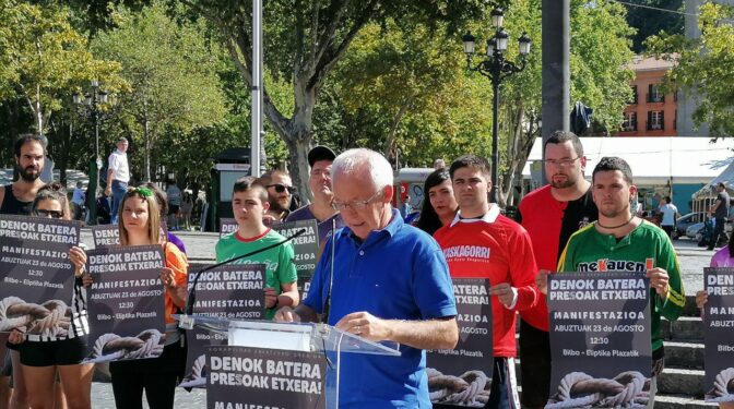 La Justicia rechaza dictar medidas cautelares ante el acto en apoyo a Henri Parot