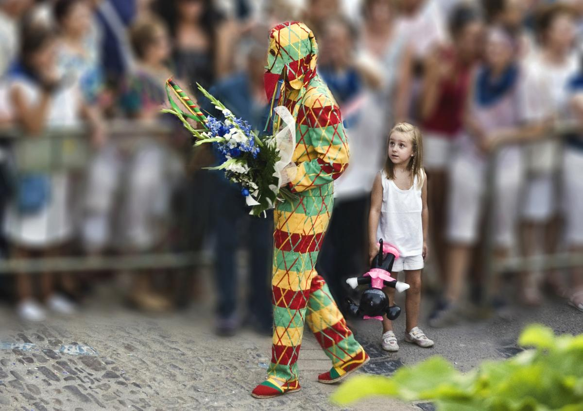 Fiesta del Cipotegato en Tarazona