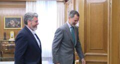Juantxo Uralde, el as en la manga 'verde' de Iglesias para rebajar la tensión con el PSOE