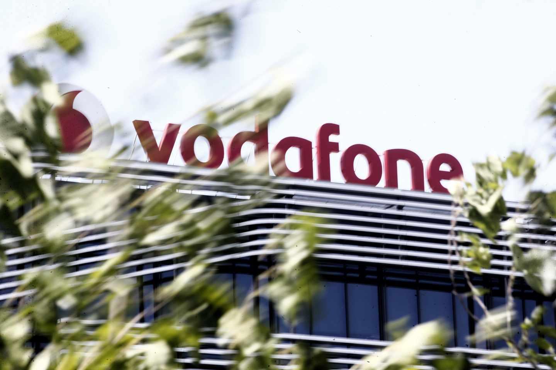 Edificio de Vodafone España.
