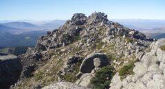El pico de la Peñota, lugar donde han encontrado a Blanca Fernández Ochoa