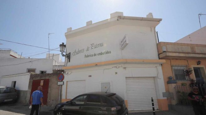 Fachada de la empresa Sabores de Paterna.