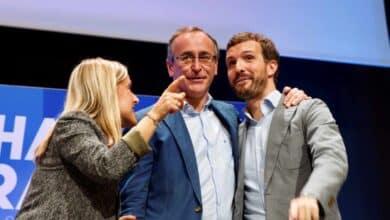 El PP confirma a Alfonso Alonso como candidato a lehendakari en las elecciones vascas