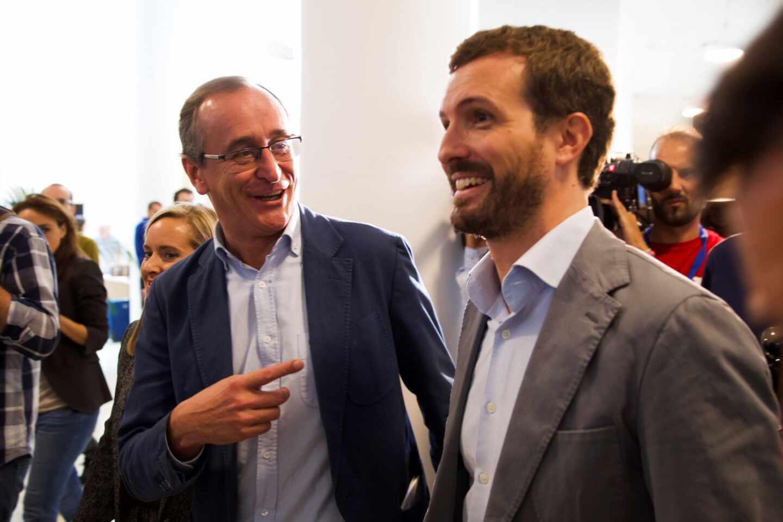 """El PP vasco contra Vox: """"Jamás iríamos con quien quiere retrasar los relojes 40 años"""""""