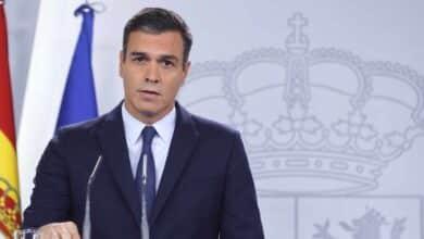 """Sánchez descarta el indulto y habla del """"íntegro cumplimiento"""" de las penas"""