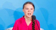 Greta Thunberg registra su propio nombre como marca comercial
