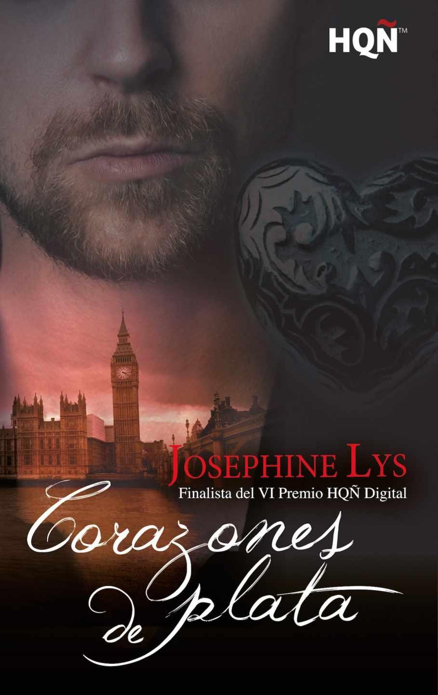 Corazón de plata de Josephine Lys