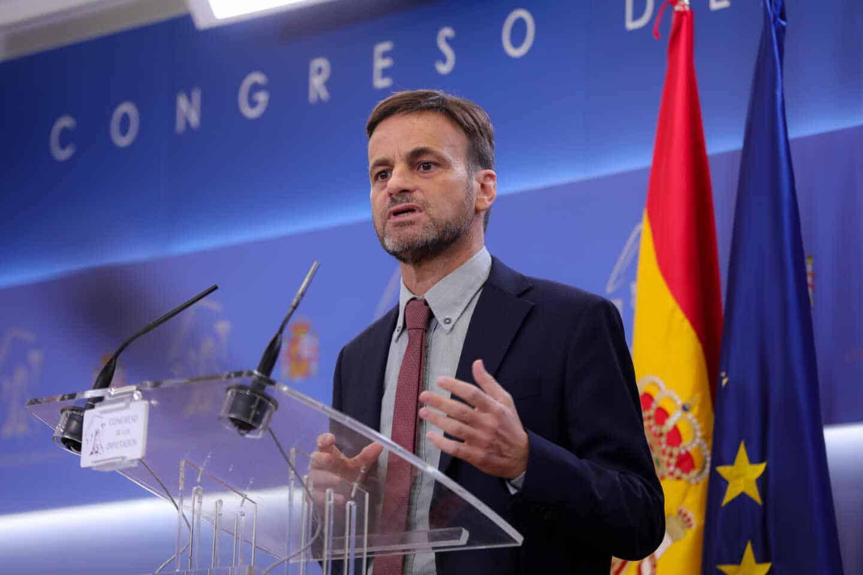 """Podemos, sobre la valoración de Sánchez del discurso del Rey: """"Tenemos conceptos distintos de la valentía política"""""""