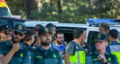 Miembros del equipo de rescate de Blanca Fernández Ochoa.