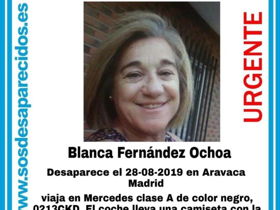 Blanca Fernández Ochoa.