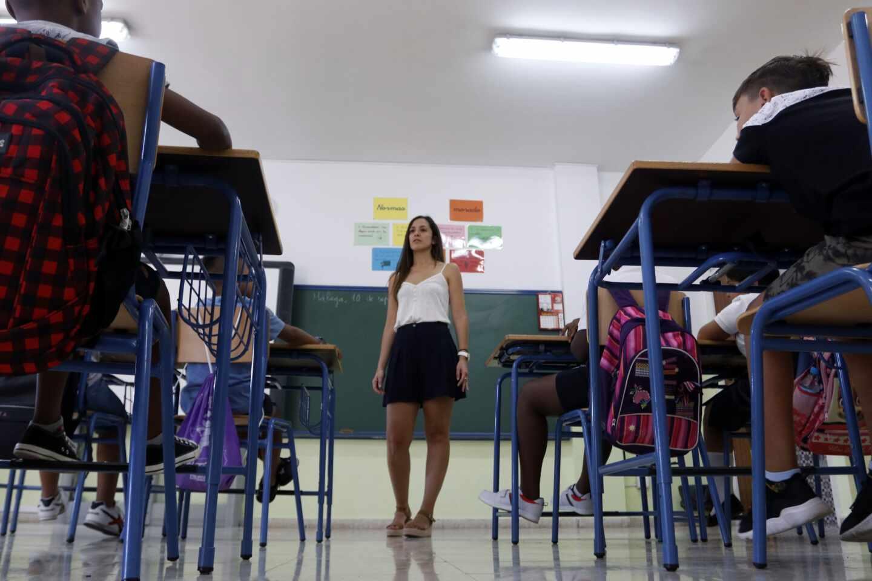 España perdió más de 120.000 empleos en educación entre marzo y junio
