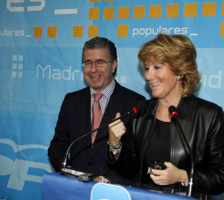 """Aguirre dio un """"cheque en blanco"""" a Granados para amañar suelo público"""