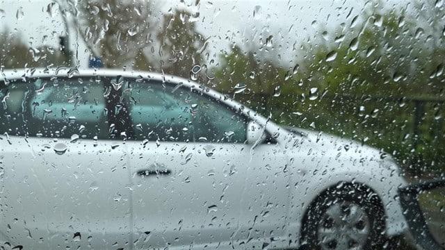 Imagen de archivo de una tormenta