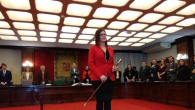 La alcaldesa de Móstoles acaba cesando a su hermana tras ser abucheada en el pregón