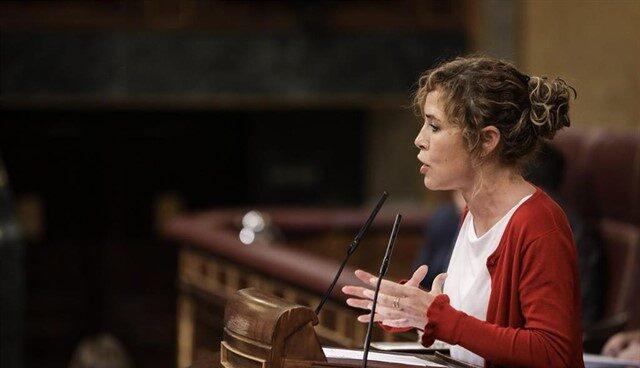 La diputada y portavoz de Educación de Cs en el Congreso, Marta Martín