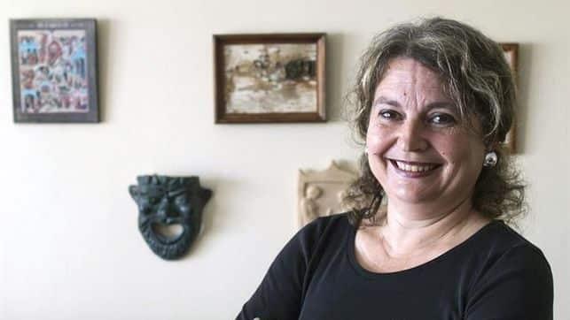 La escritora, María Elvira Roca Barea
