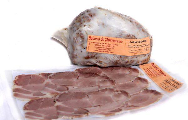 Carne mechada de Sabores de Paterna.