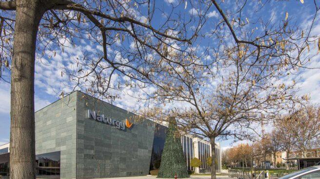 La sede central de Naturgy en Madrid.